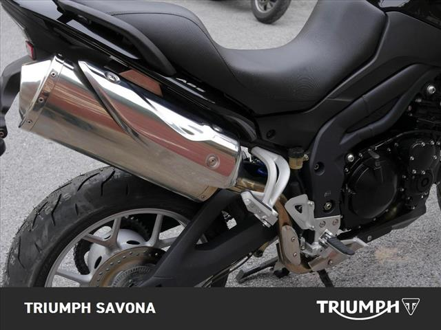 Triumph Tiger ABS