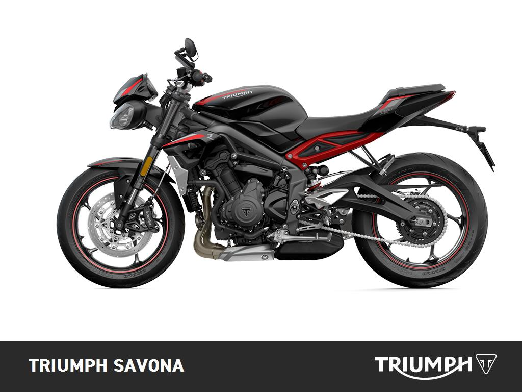 Triumph Street Triple R Low Seat